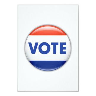 Vote Button Card
