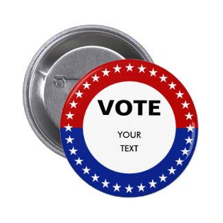 Vote Button Custom Text