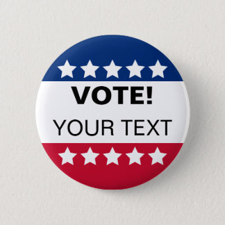 Vote Button - Personalise It