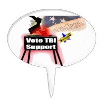 Vote! Cake Topper