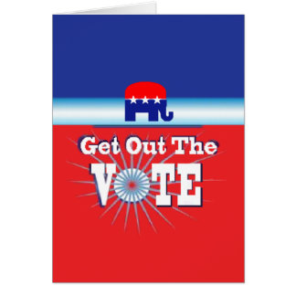 VOTE GREETING CARDS