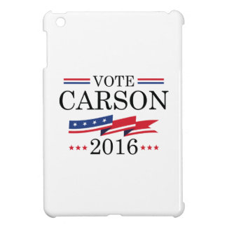 Vote Carson 2016 iPad Mini Covers