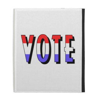 Vote iPad Cases