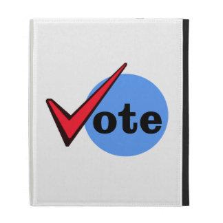 Vote iPad Folio Covers