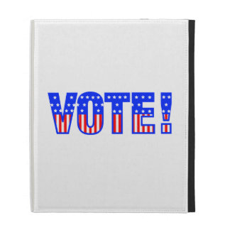 Vote iPad Case