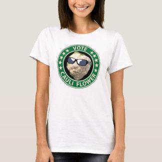 Vote Cauli Flower, Always T-Shirt