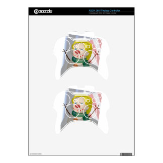 Vote Chillary Xbox 360 Controller Decal