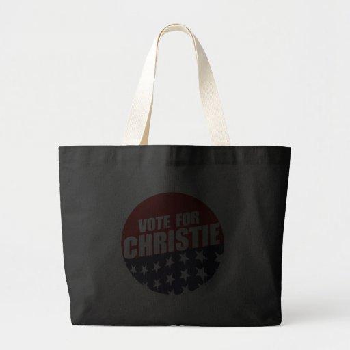 VOTE CHRISTIE BUTTON BAG