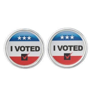 Voté • Conmemorativo • Recuerdo • Primera elección Gemelos