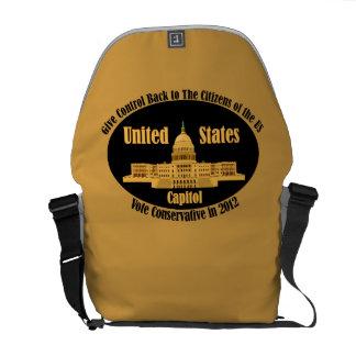 Vote Conservative Commuter Bags