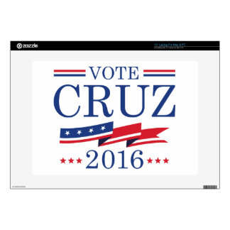 Vote Cruz 2016 Laptop Skins