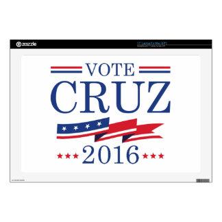 Vote Cruz 2016 Skins For Laptops