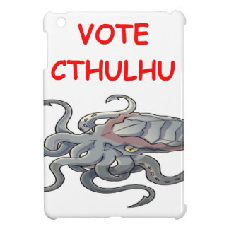 vote cthulhu cover for the iPad mini
