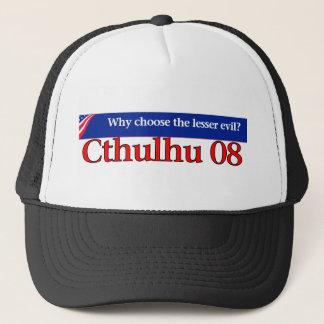 Vote Cthulhu in 2008 Trucker Hat