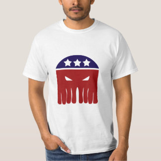 Vote Cthulhu T Shirt
