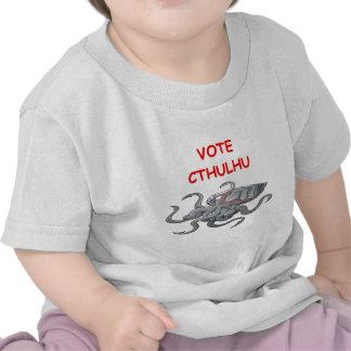 vote cthulhu shirts