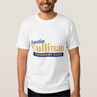 Vote Cullinan - Brovelli '09 - T-SHIRT