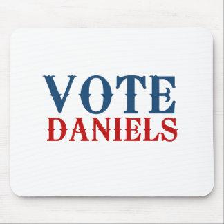 VOTE DANIELS 2012 MOUSE PAD
