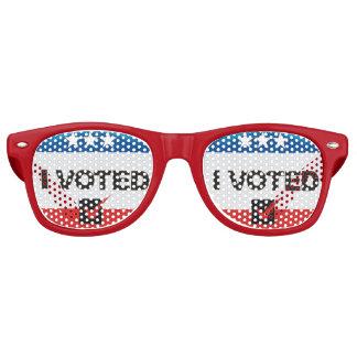 """Voté de elección del día del """"niño fresco"""" las lentes de sol"""