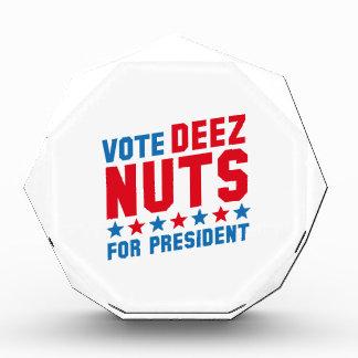 Vote Deez Nuts 2016 Award
