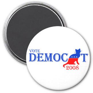 Vote Democat Magnet