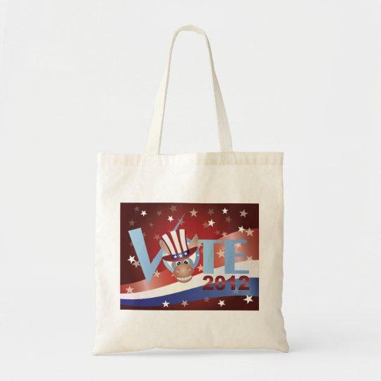Vote Democrat Bag