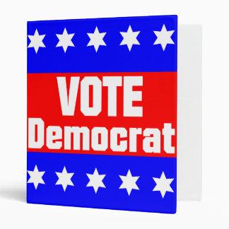 Vote Democrat Binder