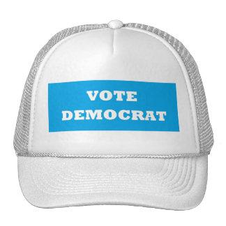 Vote Democrat Blue - Hat