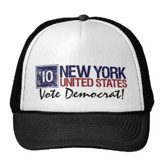 Vote Democrat in 2010 – Vintage New York Trucker Hat