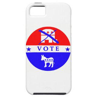 Vote Democrat phone case
