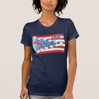 Vote Democrat T-shirts