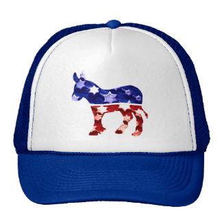 Vote Democratic Cap Trucker Hat