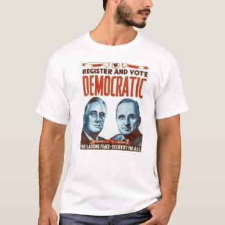 Vote Democratic T-Shirt