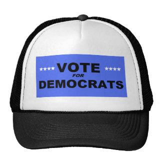 Vote Democrats Trucker Hat