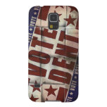 Vote Dent Poster Galaxy S5 Cases