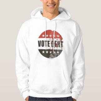 Vote Dent sticker Hoodie