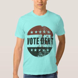 Vote Dent sticker T Shirt