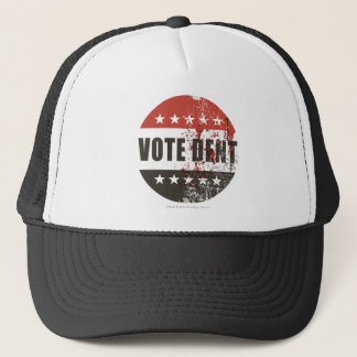 Vote Dent sticker Trucker Hat