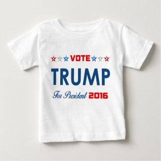 Vote Donald Trump Baby T-Shirt