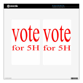 vote election republic democrat 2016 coming 5h fif skins for kindle fire