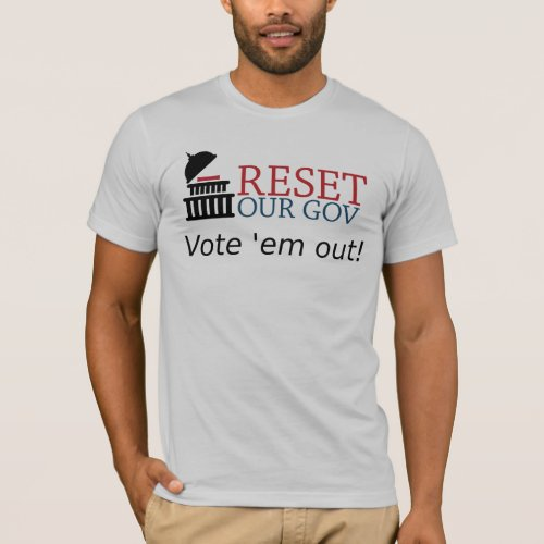 Vote em out _ T_shirt