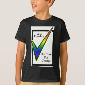 Vote Equality T-Shirt