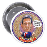 Vote Eric Cantor for President 2016 Buttons