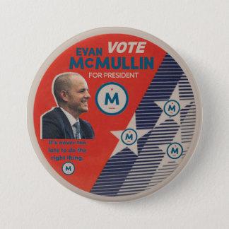 Vote Evan McMullin 2016 Button