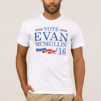 Vote Evan McMullin 2016 T-Shirt