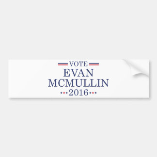 Vote Evan McMullin Bumper Sticker