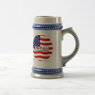 Vote for a better Congress! 18 Oz Beer Stein