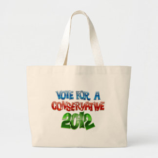 Vote For A Conservative Bag