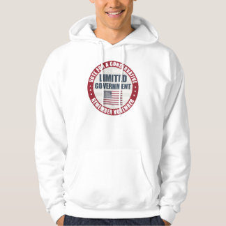 Vote For A Conservative Hoodie