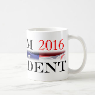 Vote for a Madam President in 2016 Coffee Mug